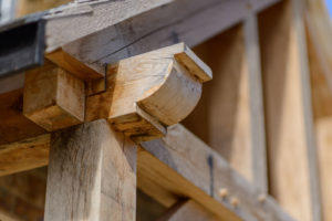Full Height Porch Bungalow Detail