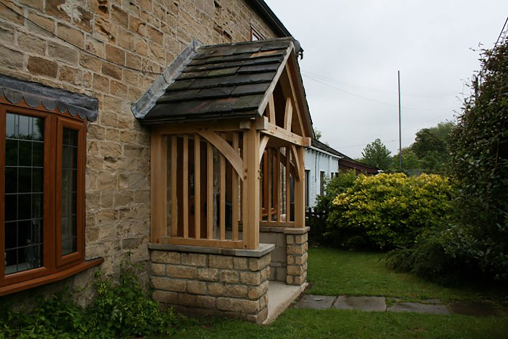 timber porch kit