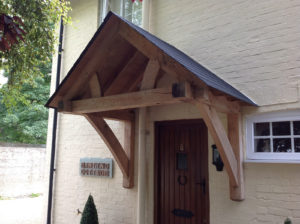 Wall Mounted Porch Front Door